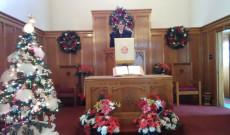 Adventi istentisztelet a Duquesnei Magyar Raformátus Egyházközségben