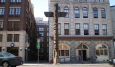 Totem Pole of Canada