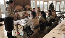 Továbbképzés az őrsvezetők számára