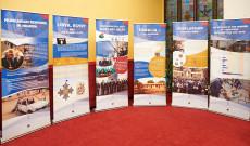 Hungary helps kiállításmegnyitó (fotó: Kralovanszky Balázs)