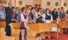 A Szent Erzsébet Plébánia közössége