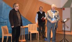Dr. Smuk András, Kaiser László és Dinnyés József