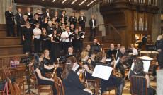 A Pécsi Bazilika Mozart Kórusa és Zenekara