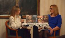 Nagy Alexandra az ORF munkatársának és Zsuffa Tünde szerzőnek a beszélgetése