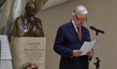 Habsburg-Lotharingiai Mihály főherceg ünnepi beszéde