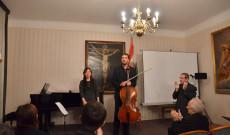 Ripka János csellós, Noriko Uschioda zongorista