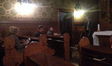 Varga János rektor köszöntője