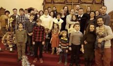 Magyar gyülekezet Skóciában