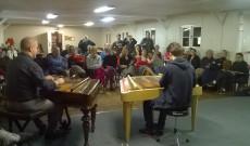 Táborzáró koncert - cimbalom, haladó szint