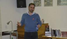 Dr. Müller Rolf előadása Zürichben