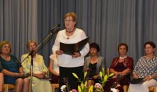 A Mécsvirág Irodalmi Kör előadása