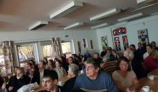 Sokan gyűltünk össze a templom közösségi termében