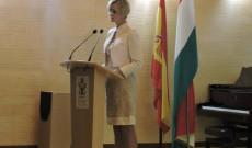 Győri Enikő ünnepi beszéde
