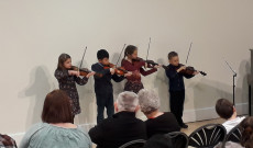 Kodály Violin School diákjai