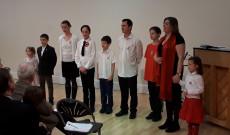 Cardiffi Magyar Gyerekfoglalkozások diákjai