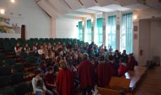 Oktatás a József Attila Általános Iskolában Csíkszeredán
