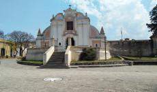 Jezsuita templom Alta Graciában