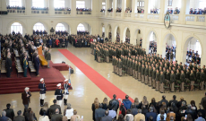 Nemzeti Katonai Akadémia díszterme