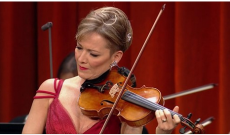 Illényi Katica Buenos Aires-i koncertje