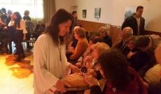 Szent István napi megszentelt kenyér