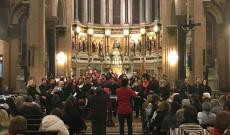 Szent István koncert a Guadalupei Miasszonyunk templomában