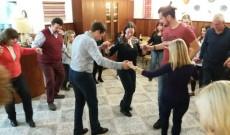 Moldvai tánctanítás