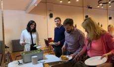 ReConnect Hungary adománygyűjtő vacsora