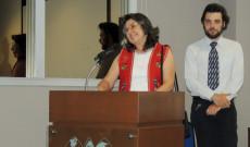 A Paraguayi Magyar Egyesület elnökének köszöntő beszéde (Sánchezné Kovács Mária)
