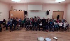 Ütős vasárnap - a Tavaszi Szél Kulturális Egyesület kis csapatával