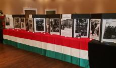 1956-os emlék kiállítás