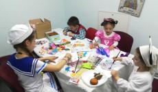 Kreatív gyerkőcök