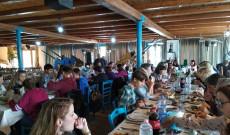 ebéd a magyar találkozón