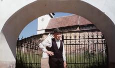A 103 évesen elhunyt Martin Werner, a mesei erődtemplom őre