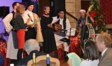 Pásztortáncot követő közös éneklés