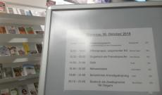 Magyar mint idegen nyelv és német a Loni-Übler-Haus programján