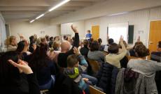 Csiszár Rita előadása Nürnbergben