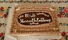 Kossuth-emléknapi torta