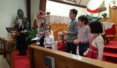 Csillagösvény Iskola karácsonyi ünnepélye