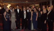 Dr. Ódor Bálint nagykövet a magyar közösségek képviselőinek körében
