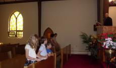 Tanévnyitó istentisztelet