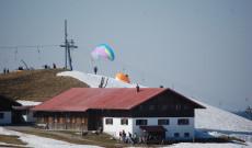 A tábor helyszíne