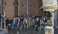 Emlékező gyülekezet