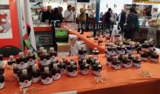 Tokaji ecetkülönlegességek különféle ízben a müncheni Food&Life vásáron