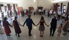 A közös ünneplést táncház zárta