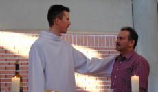 Jézus és Péter apostol