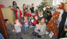 Karácsonyi foglalkozás a magyar iskolában