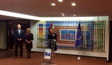 Dr. Varga Judit, Európai uniós kapcsolatokért felelős államtitkár