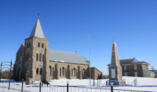 A kaposvári magyar katolikus templom
