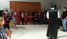 A Regensburgi Konzuli Magyar Iskola farsangja