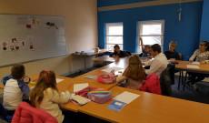 Az osztályban